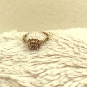 Engagement/promise Ring